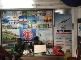travel traders images Af traders tour and travels aliganj travel agents in lucknow jpg