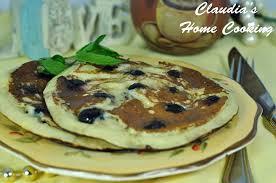 ricotta blueberry pancake u2013 claudia u0027s home cooking