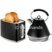 Morphy Richards 2 Slice Toaster Brennands Morphy Richards Elipta Black Kettle And Toaster Set