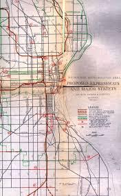 Uw Milwaukee Map Wisconsin Highways In Depth Milwaukee Freeways