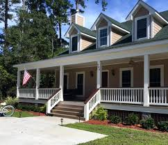 country homes with wrap around porches country style home plans southern country style home with charming