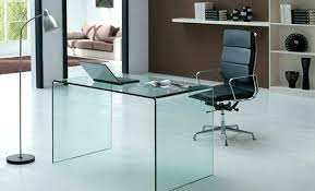 Office Desk Small Office Desk Glass Clear Tempered Glass Office Desk Small Glass