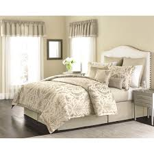 10 Pc Comforter Set Martha Stewart Collection Hanover Crest 22 Pc Comforter Set Bed