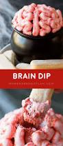 brain dip this creepy brain dip is as tasty as it is fun red