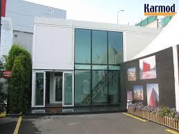 bureau préfabriqué occasion conteneur portables de bureau du site conteneurs bâtiments karmod