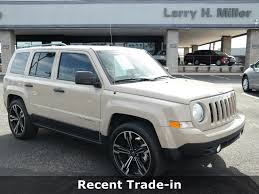 tires on stock jeep patriot certified 2017 jeep patriot for sale in tucson az stock j12632a