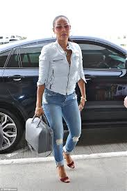 tight hoop earrings pinkett smith throws back to the 00s r b style at lax