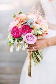 wedding flowers pink 15 bright and beautiful wedding bouquets