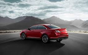 Ford Taurus Interior 2019 Ford Taurus Sho Interior Usa Car Driver