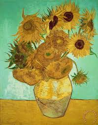 sunflowers for sale vincent gogh sunflowers painting sunflowers print for sale