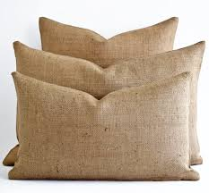Cushion Covers For Sofa Pillows by Wholesale Burlap Pillow Covers Burlap Throw Pillows Burlap
