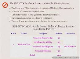 exam pattern of goods guard rrb goods guard syllabus in hindi 2016 previous question papers