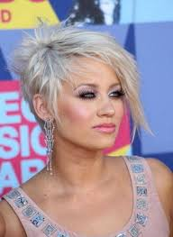 funky asymetrc bob hairsyles cool and best short funky hairstyles for women with long bangs