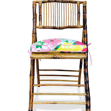 bamboo chair lilly cushion on bamboo chair dixie grace