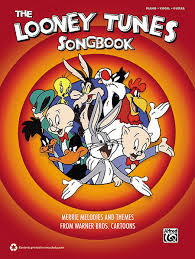 looney tunes songbook sheet music sheet music