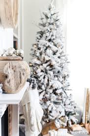 tree branch decorations in the home simple holiday decorating christmas home tour maison de pax