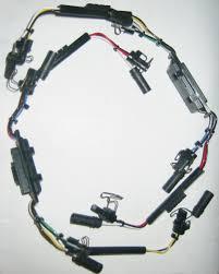 ford 7 3l powerstroke diesel injector harness 18300844c93