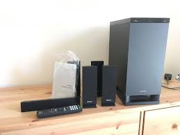 sony home theater sony home theatre sound system in enfield london gumtree