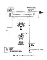 electric fan relay wiring diagram radiantmoons me