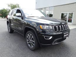 jeep cherokee black new jeep grand cherokee for sale haley chrysler dodge jeep ram