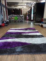 Purple And Black Area Rugs Gray And Purple Area Rug Visionexchange Co