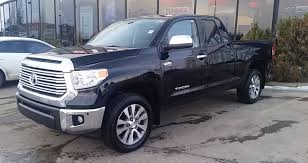 toyota limited 2017 toyota tundra double cab limited 5 7l 4x4 review and walk