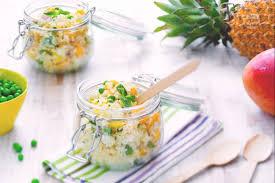 giallo zafferano cucina vegetariana ricette insalata di riso vegetariana le ricette di giallozafferano