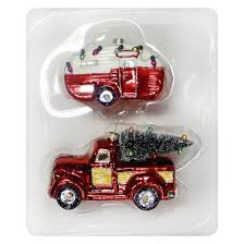 truck cer glass ornament set 2ct wondershop target