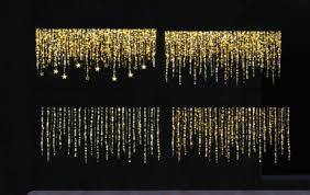 Led Light Curtain Second Marketplace Ot Led Light Curtain Set