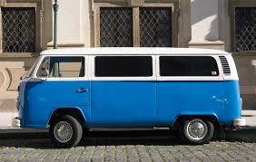 volkswagen bus blue volkswagen bus t2 transporter free images for commercial use