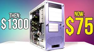 i bought a 1300 gaming pc from 2009 for 75 how does it game
