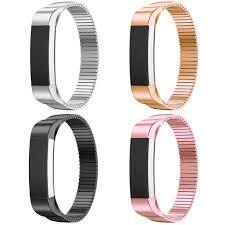 bracelet fitbit images Elastic stainless steel bracelet for fitbit alta hr smart watch jpg