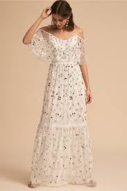 wedding reception dresses white dresses jumpsuits bhldn