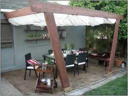 deck awnings diy magnificent fifth wheel with outside kitchen and