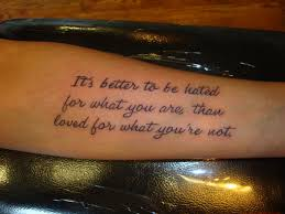 25 warm quote tattoos slodive