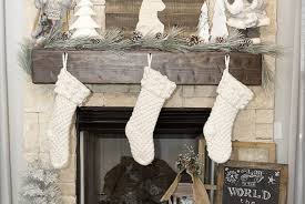 13 wintry fireplace decorations to celebrate the