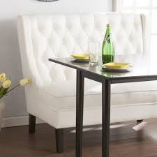 bench upholstered settee bench cb2 banquette curved dining table