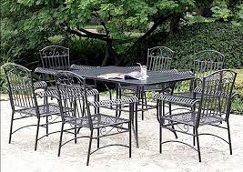 cast iron outdoor table improbable wrought iron outdoor furniture seating nxconsortium