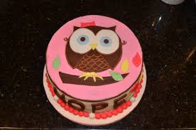 owl cakes u2013 decoration ideas birthday cakes