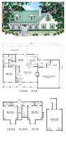 Cool House Plans Garage by 16 Best Cape Cod House Plans Images On Pinterest Cool House