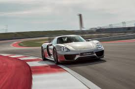 porsche 918 front 2015 porsche 918 spyder first drive review