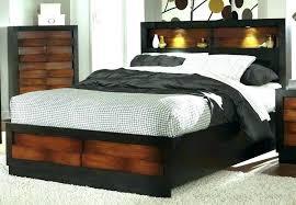 King Headboard With Storage Black King Storage Bed Storage Sleigh Bed Best King Ottoman
