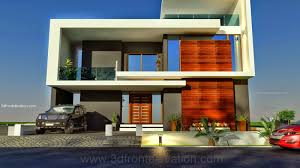 3d front elevation com beautiful pakistani 1 kanal modern and