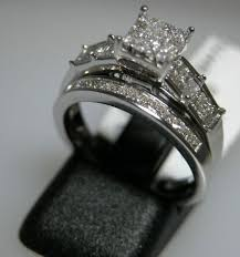 cheap wedding rings sets 39 best rings images on wedding ring set