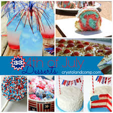 4th of july dessert fourth of july food