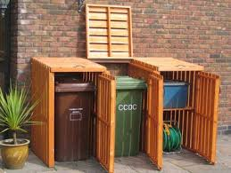 Backyard Storage Containers Bet I Could Make This Out Of Recycled Crates Ironic Don U0027t Ya