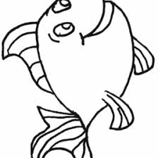 best photos of fish templates coloring pages fish coloring pages