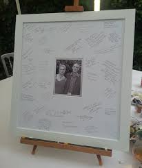 wedding signing frame wedding signing frame