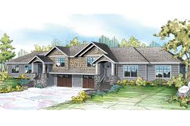 marvellous ideas large duplex house plans 7 plans corner lot