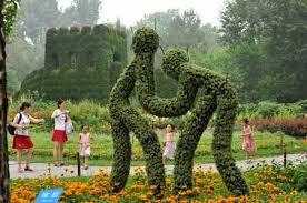 Beijing Botanical Garden Int L Flowers Exhibition In Beijing Botanical Garden China Org Cn